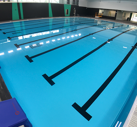 photo de piscine de compétition Mascouche